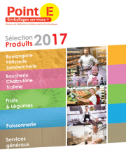 Catalogues emballages alimentaires